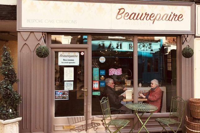 Thumbnail Restaurant/cafe for sale in King Street, Belper