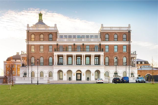 Thumbnail Flat for sale in Pavilion Green, Poundbury, Dorchester, Dorset