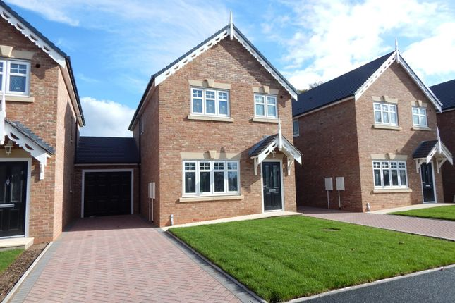 Thumbnail Link-detached house for sale in Field View, Chase Terrace, Burntwood
