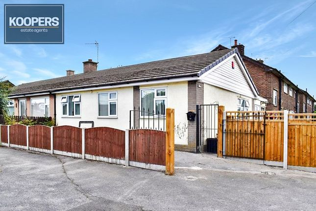 Thumbnail Semi-detached bungalow for sale in Leamington Drive, South Normanton, Alfreton