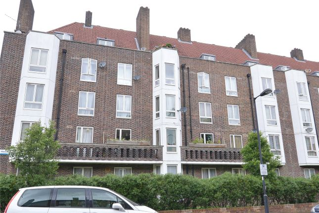 External of Goldwell House, East Dulwich Estate, East Dulwich, London SE22