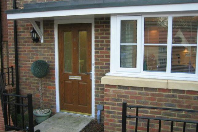 Thumbnail Town house to rent in Payne Close, Crowborough