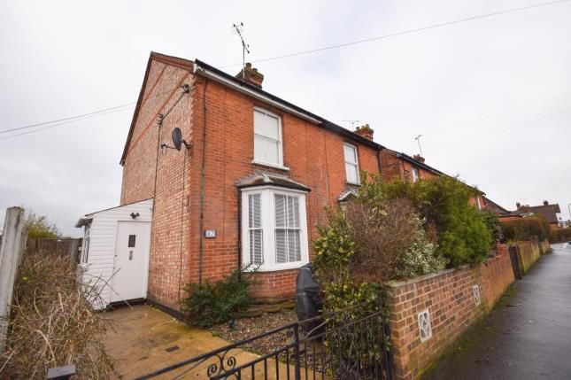 Thumbnail Semi-detached house for sale in Western Road, Burnham-On-Crouch