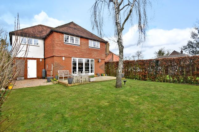 Thumbnail Detached house for sale in Lower Road, Woodchurch, Ashford, Kent