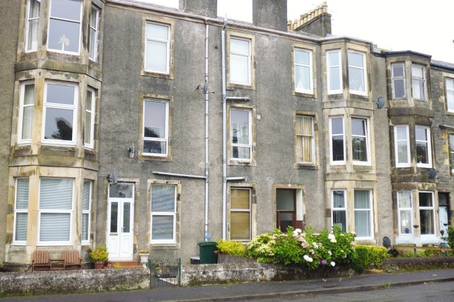 Thumbnail Flat for sale in Flat 1/3, The Terrace, Ardbeg, Rothesay, Isle Of Bute