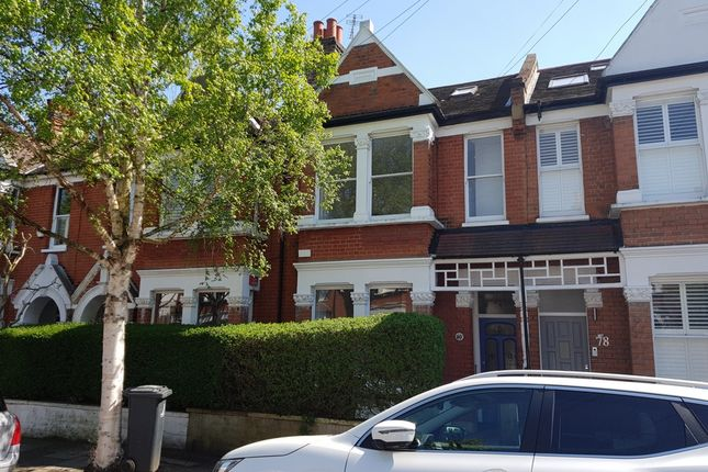Thumbnail Terraced house to rent in Speldhurst Road, Chiswick