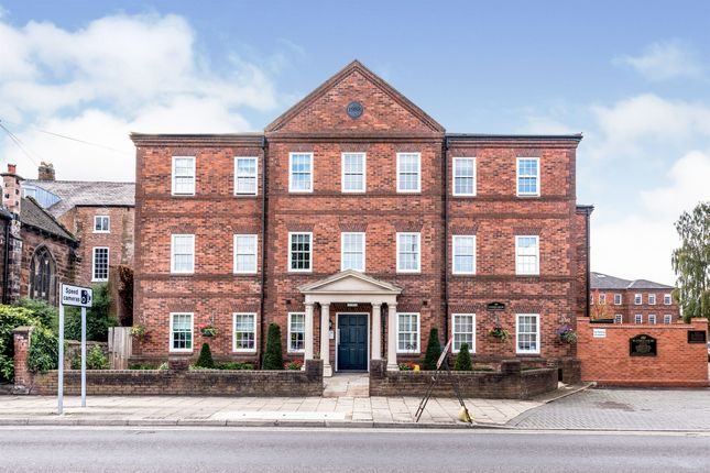 Thumbnail Penthouse for sale in Beatrice Court, Lichfield