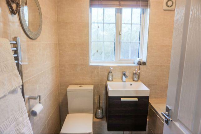 Bathroom of Miller Hill, West Hunsbury, Northampton NN4