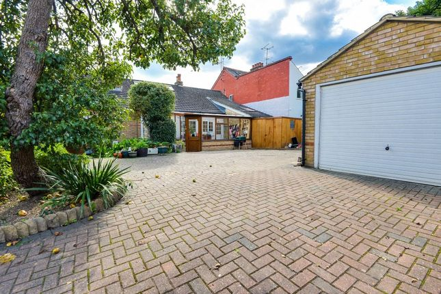Thumbnail Bungalow for sale in Rainsford Road, Chelmsford