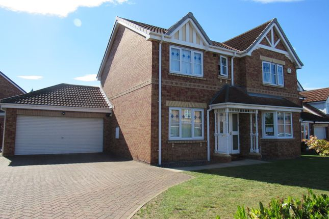 Detached house for sale in Tickhill Way, Rossington