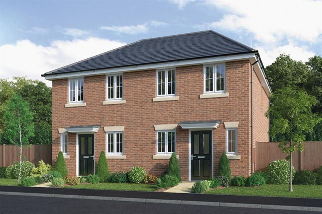 2 bed semi-detached house for sale in Platt Lane, Keyworth, Nottingham NG12