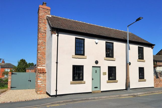 Thumbnail Cottage for sale in Oates Cottage, North Eastern Road, Thorne, Doncaster