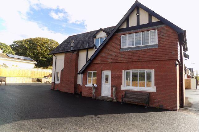 Thumbnail Detached house for sale in Pen-Y-Bryn Terrace, Brynmenyn, Bridgend.