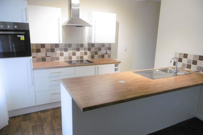 Thumbnail Flat to rent in Chesterfield Road, North Wingfield, Chesterfield