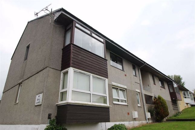 Thumbnail Flat for sale in Bridgend Avenue, Port Glasgow