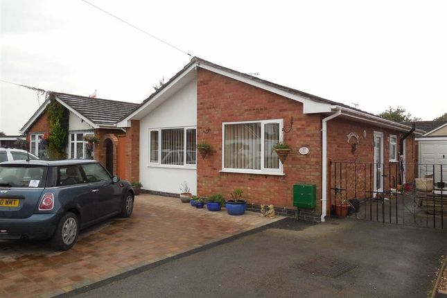 2 bed detached bungalow for sale in Calver Crescent, Sapcote, Leicester