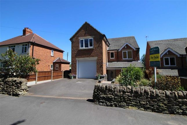 Thumbnail Detached house for sale in Crich Lane, Belper, Derbyshire