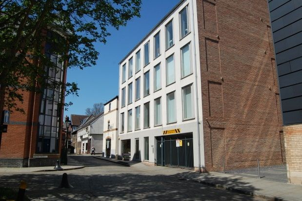 Thumbnail Flat to rent in Museum Court, Grantham Street, Lincoln
