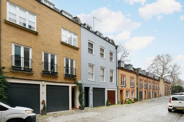 Thumbnail Property for sale in Chenies Mews, London