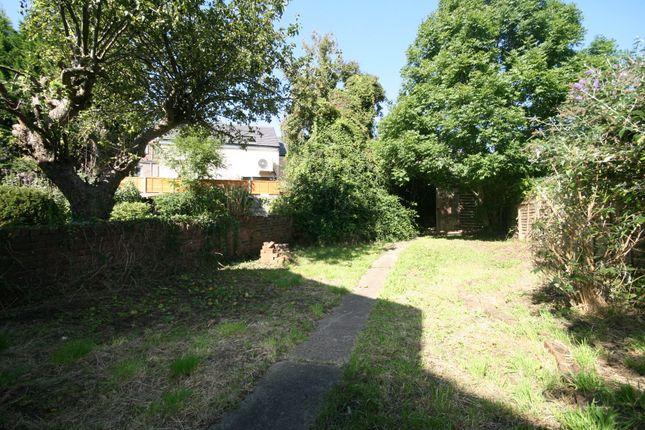 Garden of Filton Avenue, Horfield, Bristol BS7