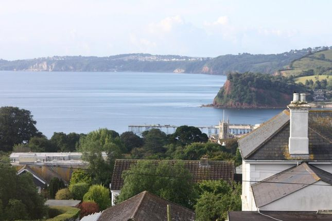 Thumbnail Flat for sale in Inchanga House, Second Drive, Dawlish Road, Teignmouth