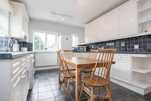 Semi-detached bungalow for sale in Tudor Close, Westbourne Road, Penarth
