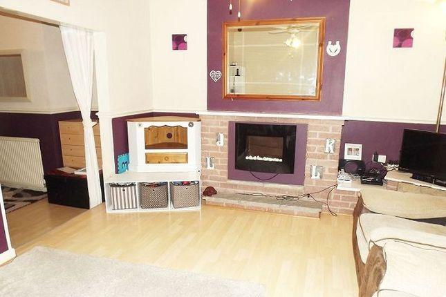Living  Room of Folly Lane, Warrington WA5