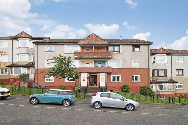 External of Uig Place, Barlanark, Glasgow G33
