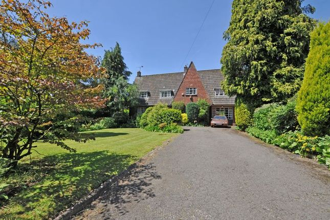 Thumbnail Detached house for sale in Exceptional Potential, Glasllwch Lane, Newport