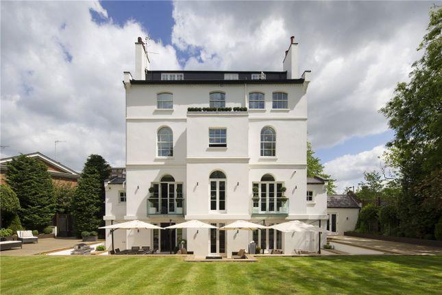 Thumbnail Property to rent in St John's Wood Park, St John's Wood, London