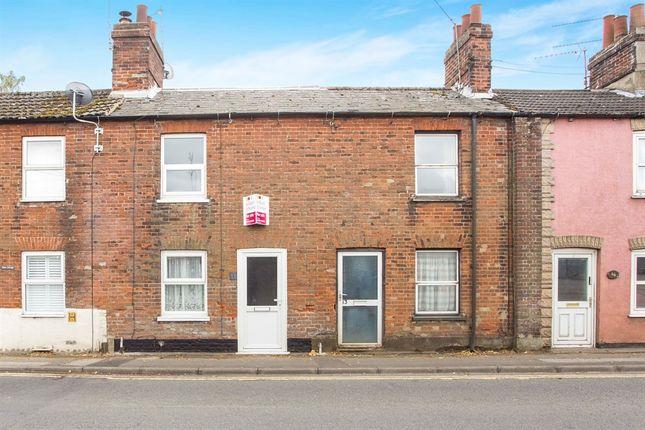 Thumbnail Terraced house for sale in Lynn Road, Swaffham