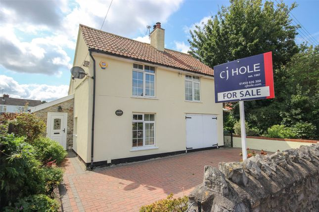 Thumbnail Detached house for sale in The Common, Stoke Lodge, Bristol