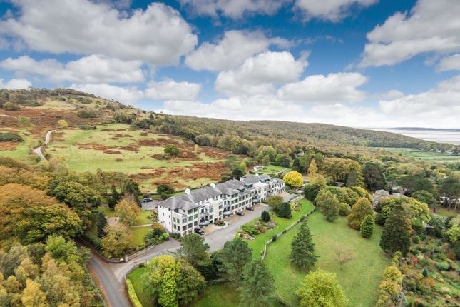 Thumbnail Flat for sale in 12 The Grange, Arnside, Lancashire
