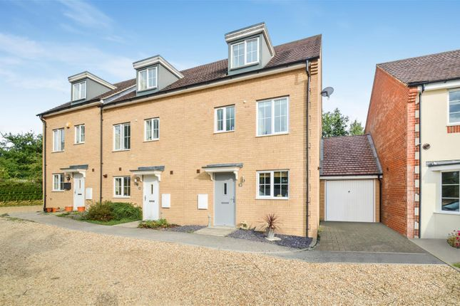 Thumbnail Town house for sale in Briar Furlong, Ambrosden, Bicester