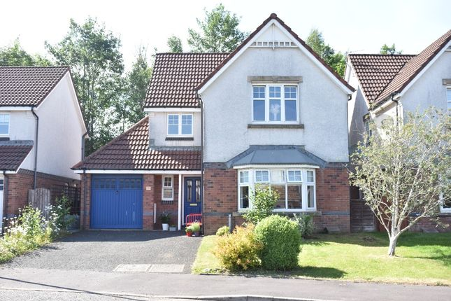 Thumbnail Detached house for sale in Priorwood Road, Newton Mearns, Glasgow