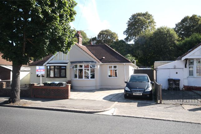 Thumbnail Bungalow for sale in Galliard Road, London