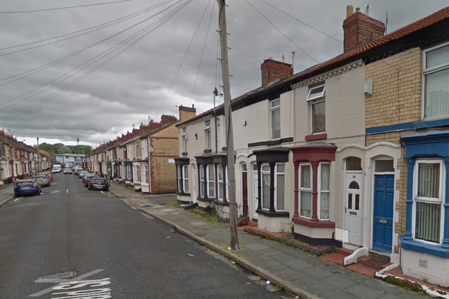 Thumbnail Terraced house to rent in Macdonald Street, Wavertree, Liverpool