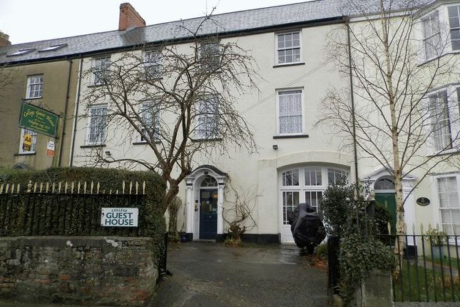 Town house for sale in Hill Street, Haverfordwest