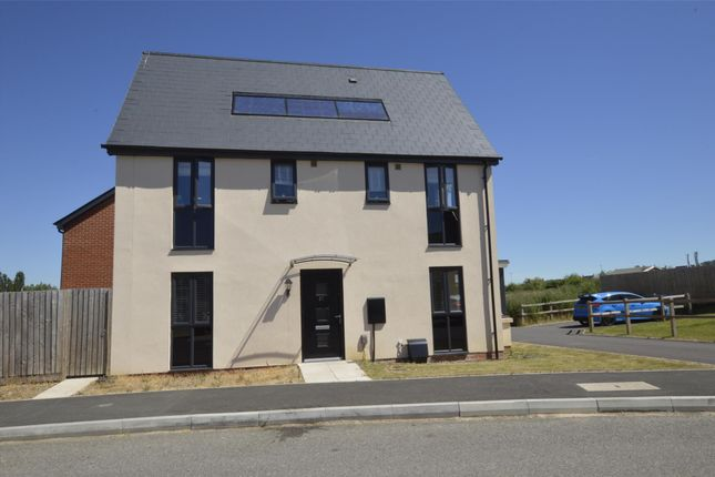 Thumbnail Detached house to rent in Moonstone Grove, Bishops Cleeve, Cheltenham