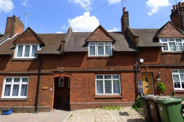 Thumbnail Terraced house for sale in The Bartons, Elstree Hill North, Elstree, Borehamwood