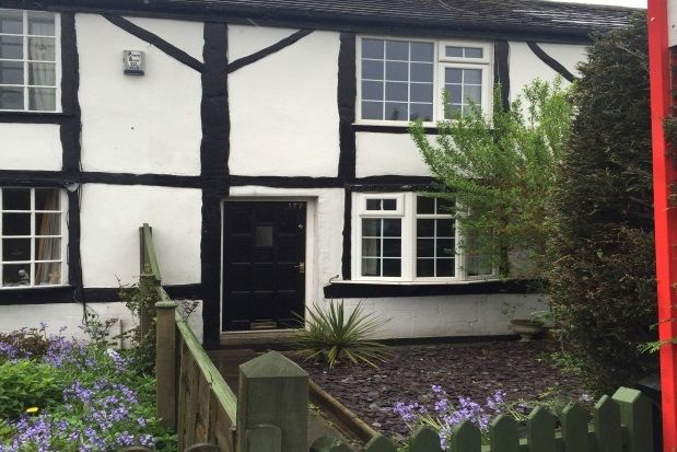 Thumbnail Property to rent in London Road South, Poynton, Stockport