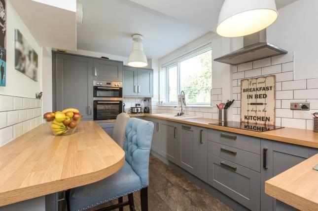 Kitchen of Nixon Drive, Winsford, Cheshire CW7