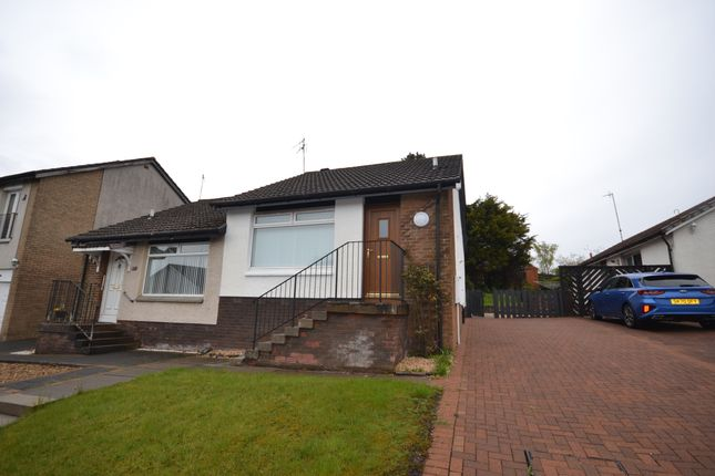Thumbnail Semi-detached bungalow for sale in Millerneuk Crescent, Millerston