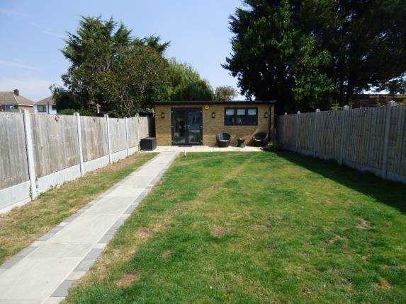 Garden of Rainham, Essex, Uk RM13