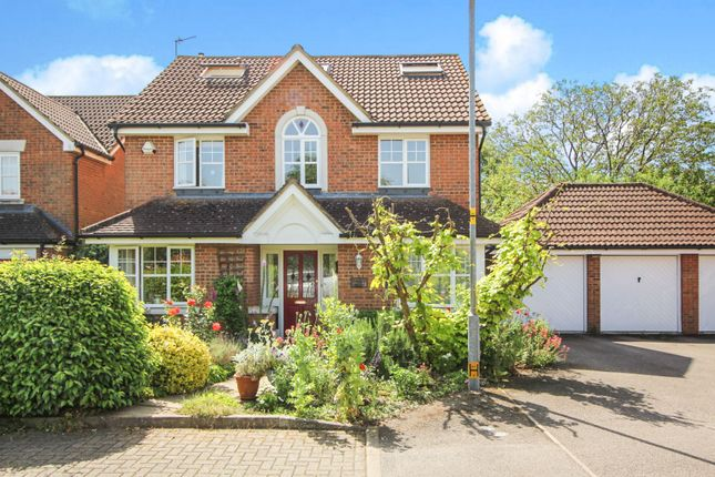 Thumbnail Detached house for sale in Rushendon Furlong, Pitstone