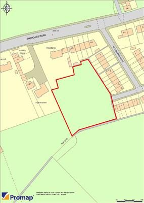 Thumbnail Land for sale in Land At Woodlands Avenue, Clayton Heights, Bradford