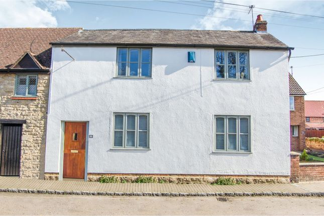 Thumbnail End terrace house for sale in East Street, Olney