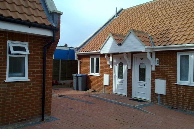 Thumbnail Bungalow to rent in High Street, Leiston