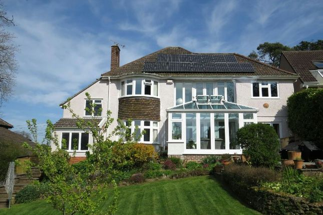 Thumbnail Detached house for sale in Oakridge Lane, Sidcot, Winscombe