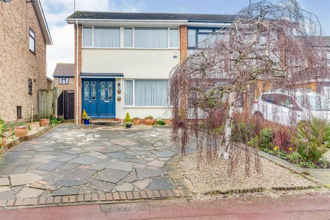 3 bed semi-detached house for sale in Fairfield Gardens, Eastwood, Leigh-On-Sea SS9